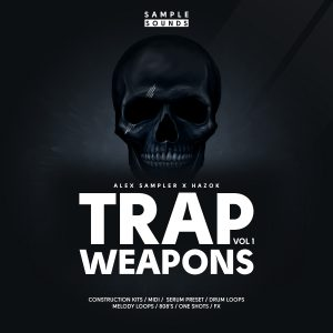 Sample Sounds - Trap Weapons Vol 1