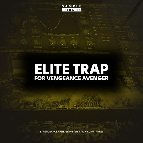 Sample Sounds - Elite Trap For Vengeance