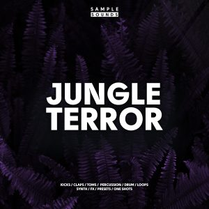 Sample Sounds - Jungle Terror